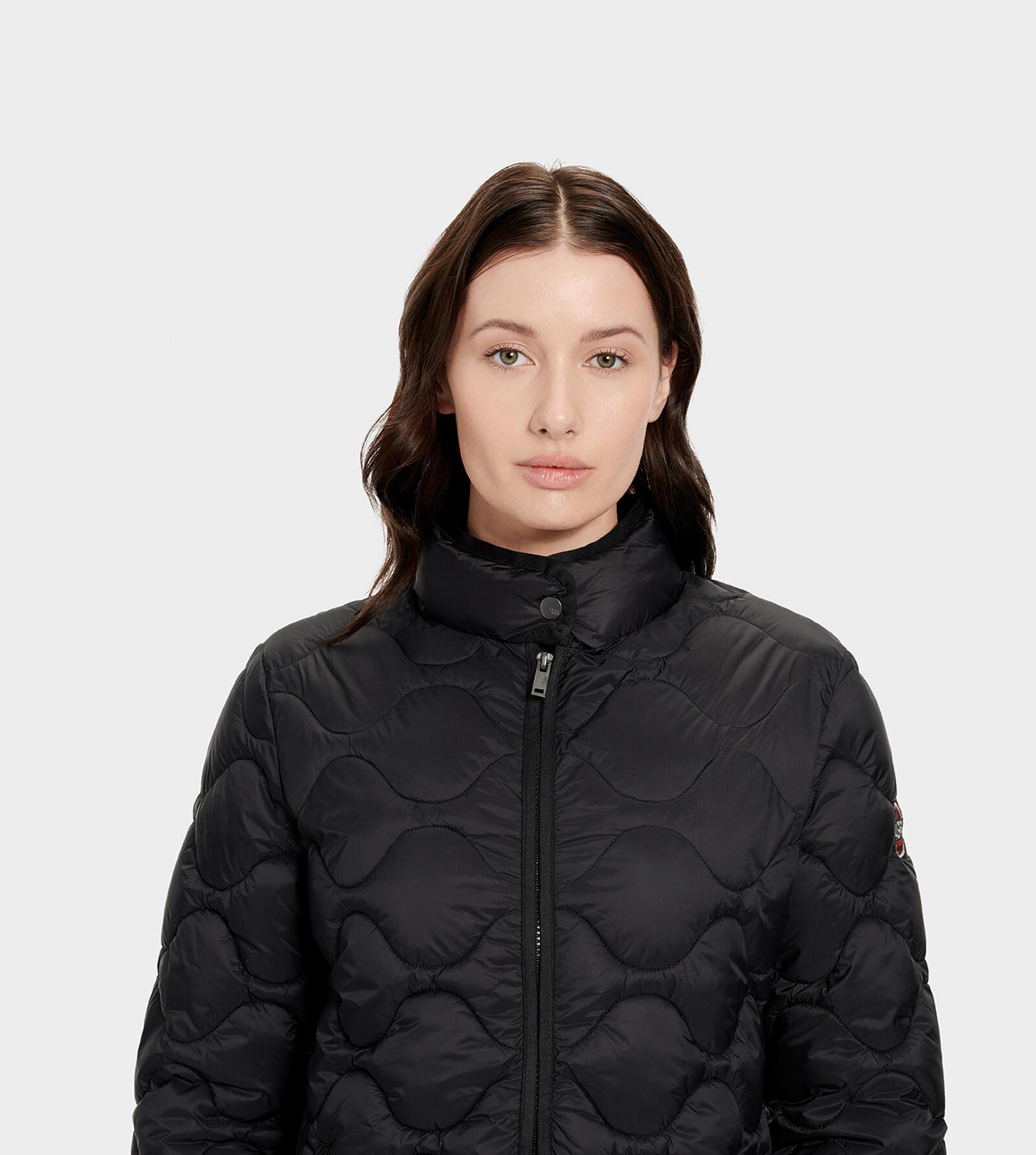 Selda Packable Quilted Jacket