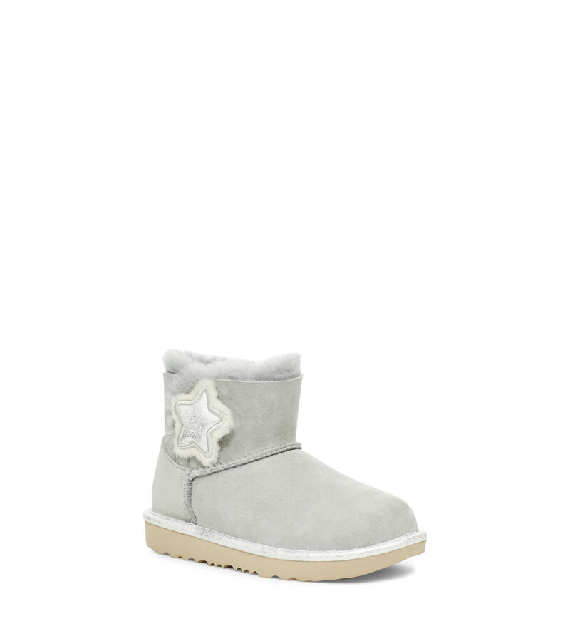 Mini Bailey Button II Star Boot