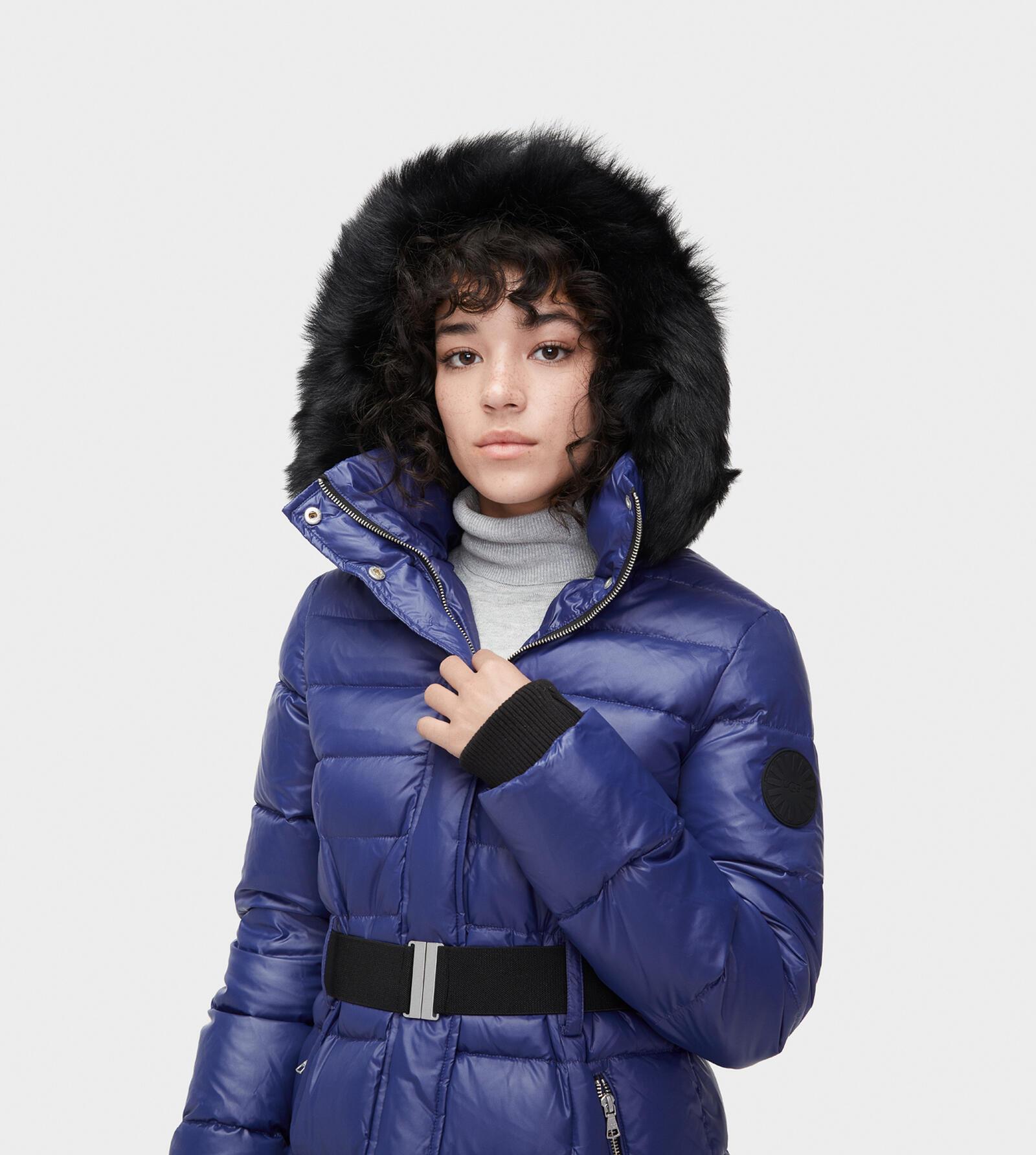 Valerie Belted Down Coat