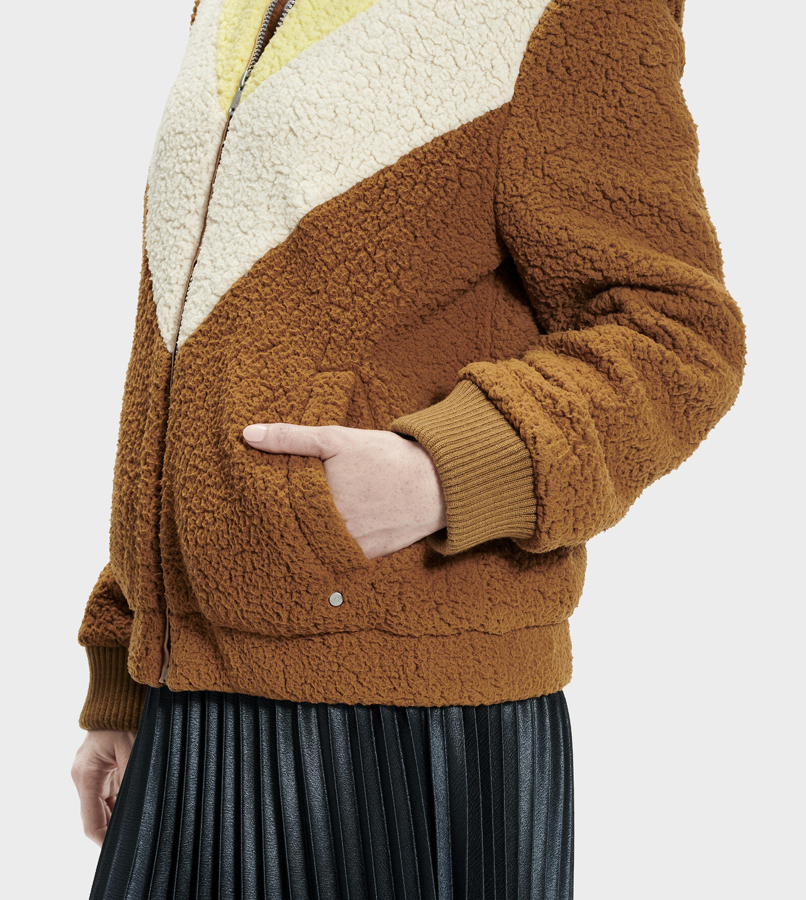 Annalise Teddy Jacket