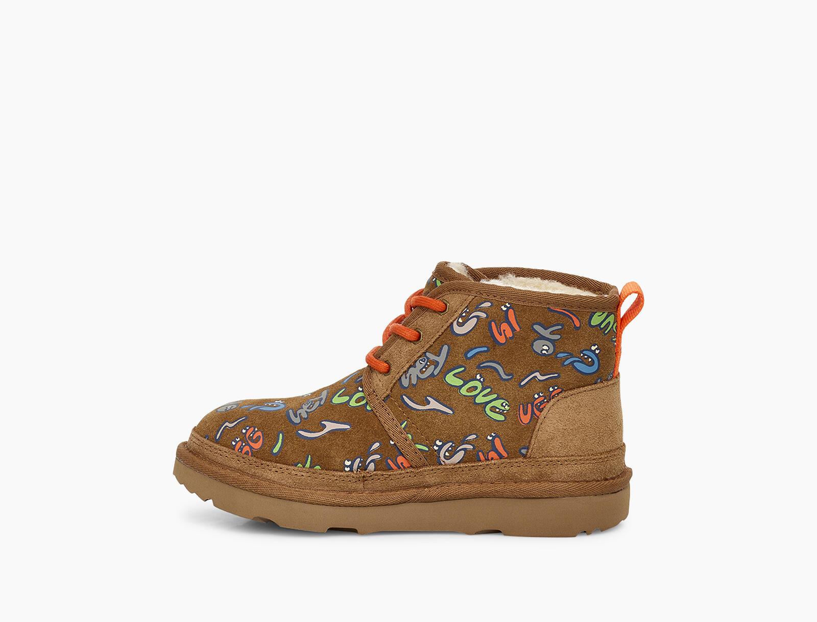 Neumel II Graffiti Boot