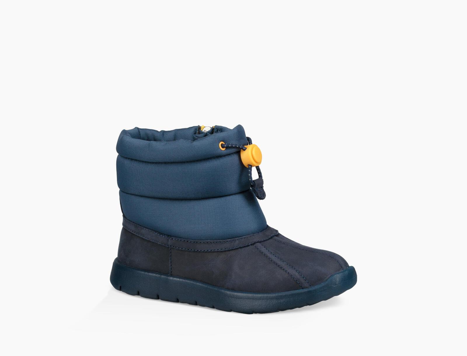 Puffer Boot Waterproof