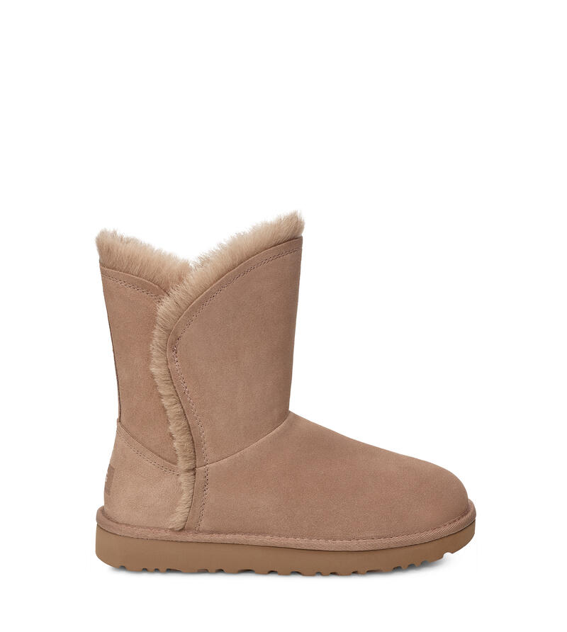 Classic Short Fluff High-Low Boot