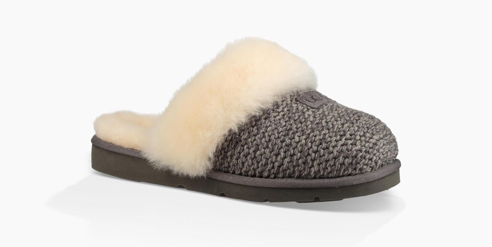 Cozy Knit Slipper