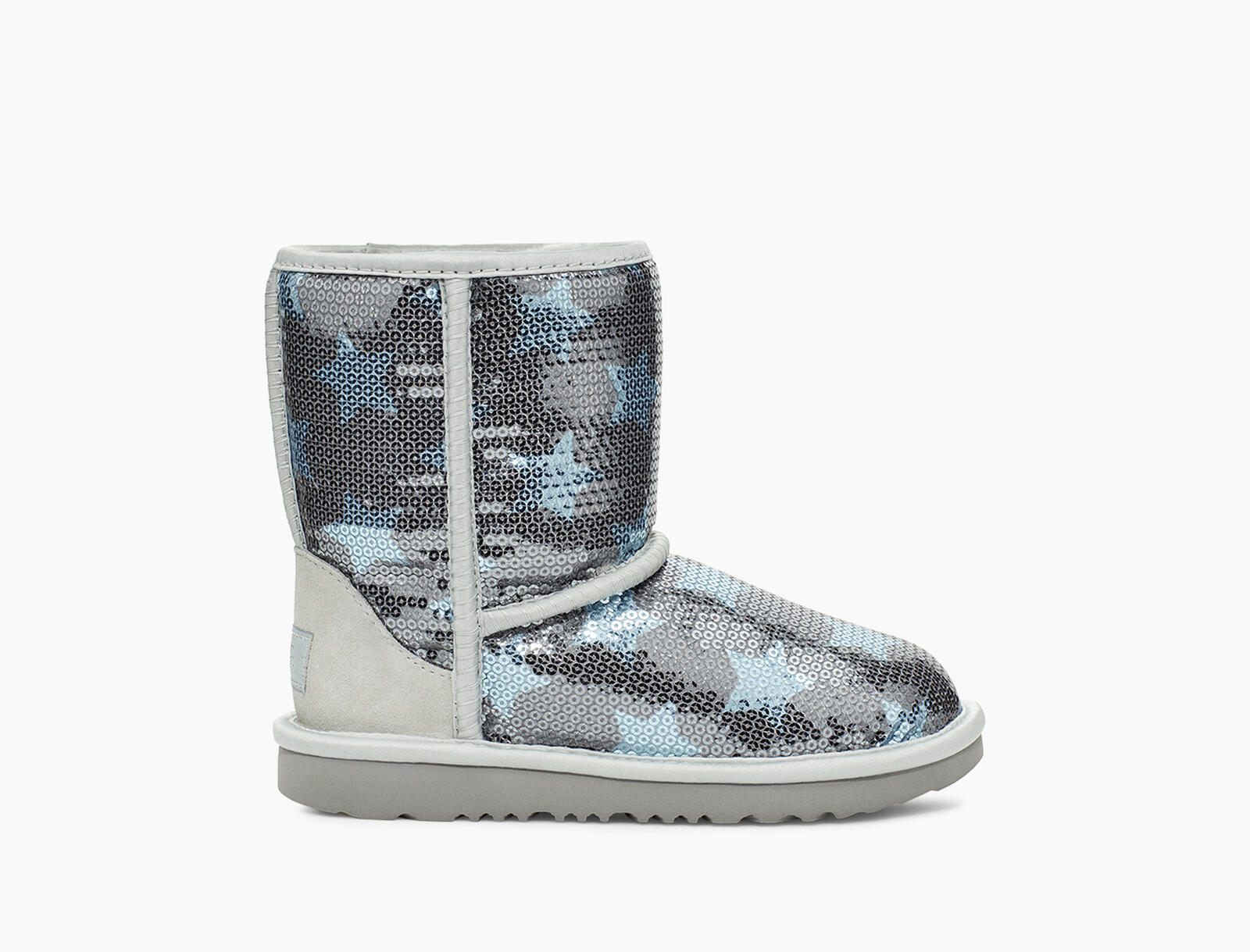 Classic Short II Sequin Star Boot