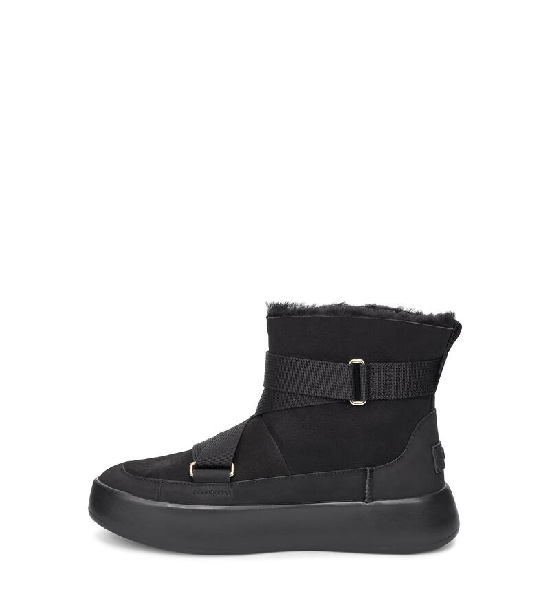 Classic Boom Buckle Boot