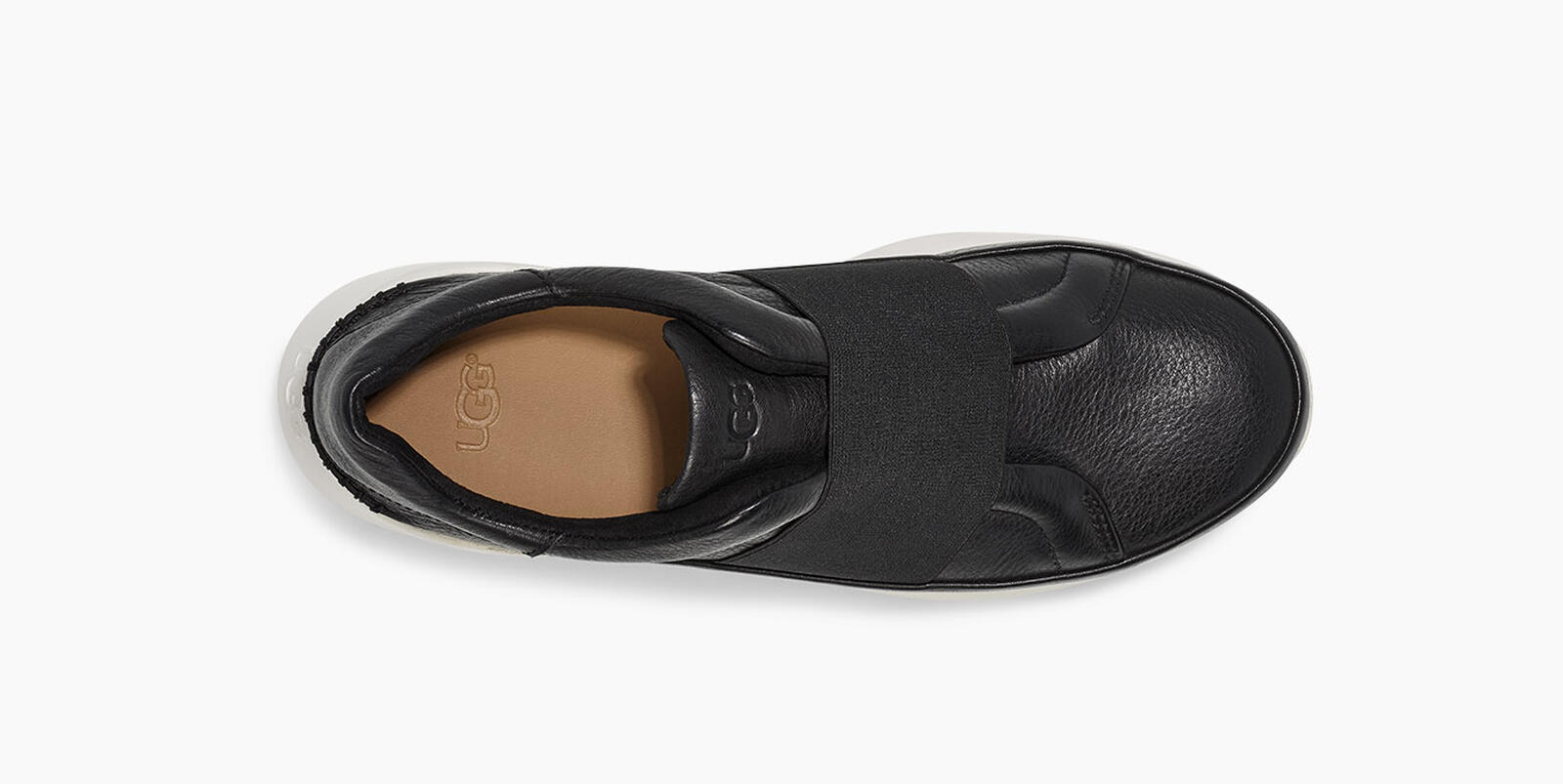 Libu Leather Trainer