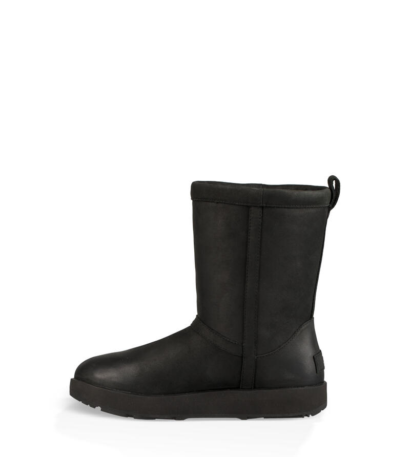 Classic Short Leather Waterproof Boot