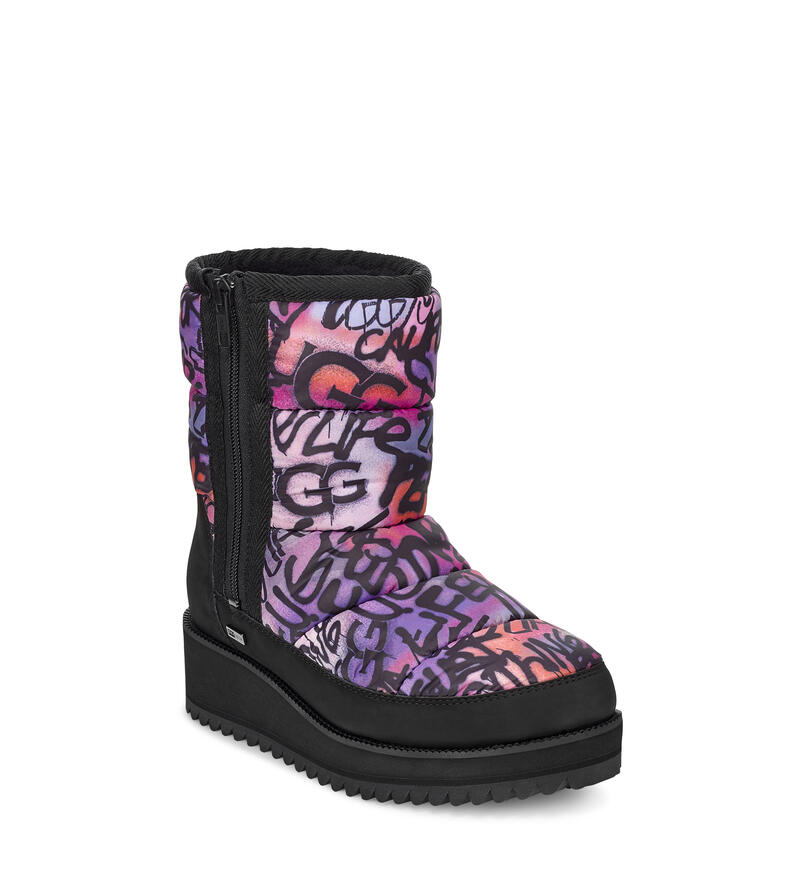 Ridge Graffiti Pop Snow Boot